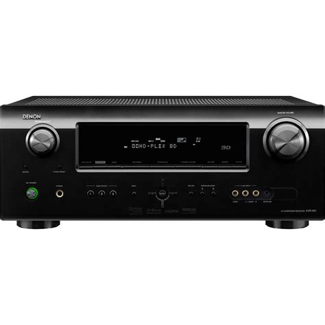 Home Theatre Denon Receiver Lifier denon avr 591p a v home theater receiver avr591p b h photo