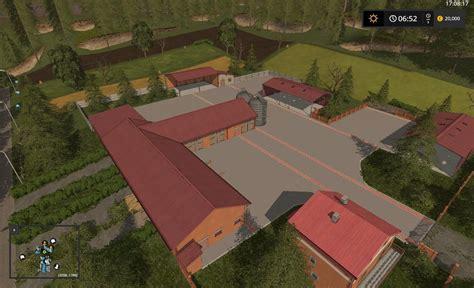mod game farm village real poland village map v2 by puma145 farming simulator