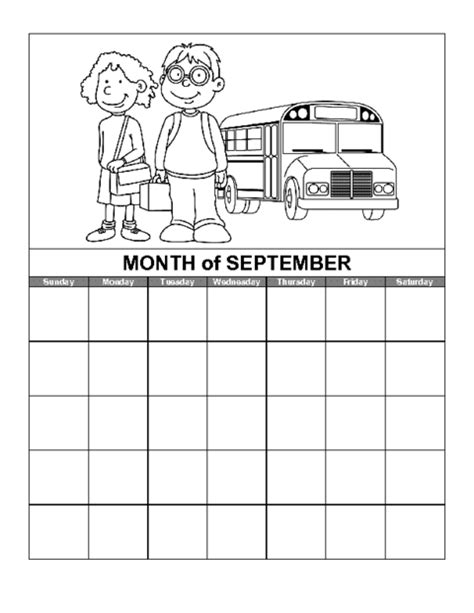 education calendar template education world september calendar template