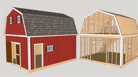 tuff shed house  house plans  designs