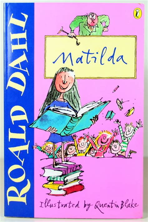 pictures of matilda the book dahl matilda coloring pages