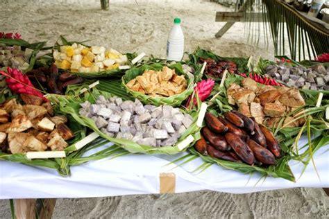 Wedding Reception with Hima'a ? Ma'a Tahiti, the Tahitian