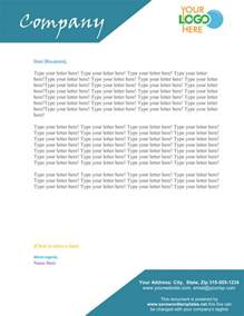 make a letterhead template in word letterhead word template 5 printable layouts