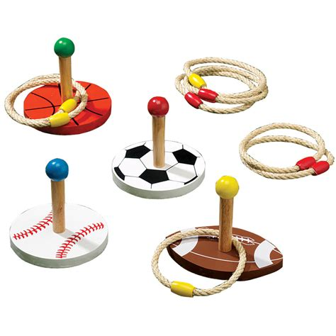 Ring Toss sports ring toss wooden ring toss kimball