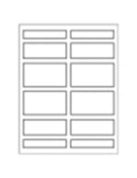 word label template 12 per sheet free avery 174 template for microsoft 174 word binder spine inserts