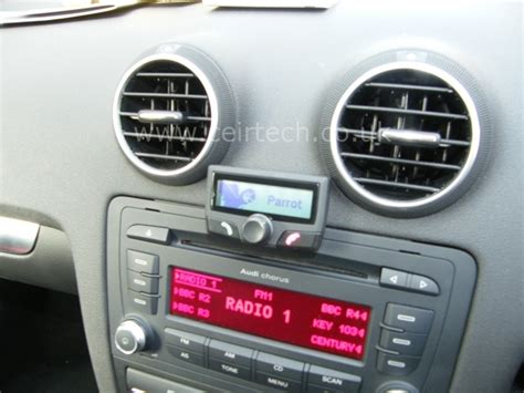 Audi A3 Bluetooth by Gallery Audi A3 2007 Parrot Ck3100 Bluetooth