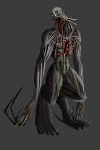 monster tall man sheyrne deviantart