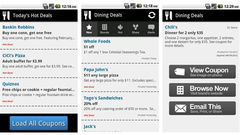 Apps For Finding 10 Apps To Help You Find Lunch Fast