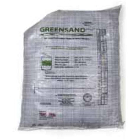 manganese greensand plus aqua water filters systems