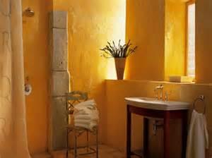 Bathroom Ideas Colors For Small Bathrooms salle de bains jaunes 32 id 233 es pour une d 233 coration lumineuse