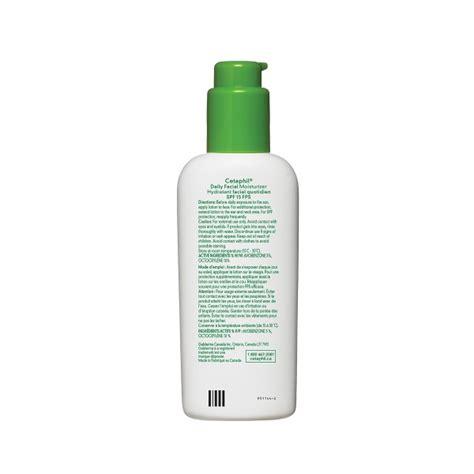 Cetaphil Moisturizer Spf 15 buy cetaphil daily moisturizer spf 15 120ml in