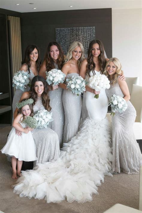 25  best ideas about Black silver wedding on Pinterest