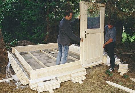 winkelk che planen gartenhaus bauen und aufstellen mit der anleitung obi