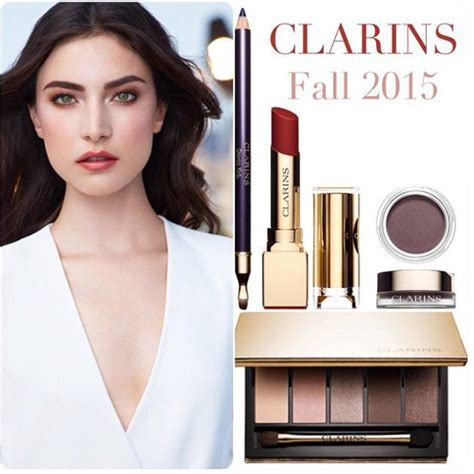 Clarins Makeup clarins fall 2015 collection sneak peek trends