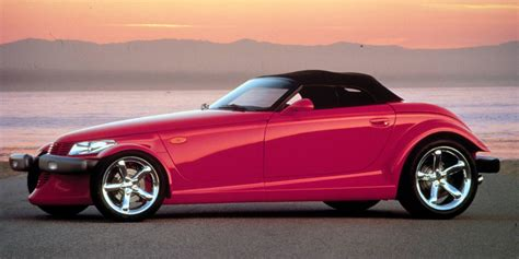 chrysler prowler the plymouth prowler was great