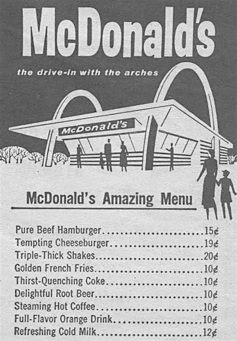 prices of things made in america pictures of the world mcdonald s original prices american digest
