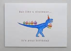 dinosaur birthday card 23 best images about dinosaur cards on