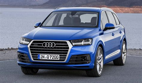 audi suv 7 seater audi q7 second generation 7 seater suv debuts image 295872