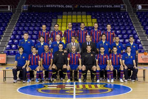 barcelona website official website of the fc barcelona futsal team