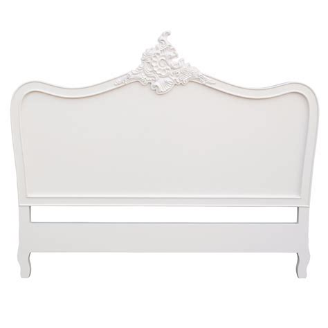 cream headboard king size french cream 5ft king size headboard