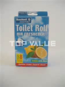 Glade Air Freshener For Toilet Topvalue