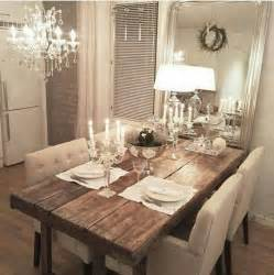 rustic glam love home decor design pinterest 17 best ideas about wooden dining tables on pinterest