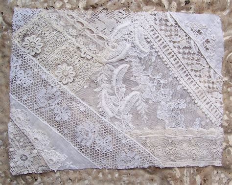 Lace Patchwork - 17 best images about lace quilt on stitches