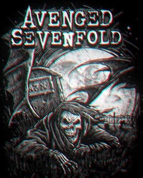 Avenged Sevenfold City Of Evil A7x Kaos 2 Sisi Ukuran S avenged sevenfold city of evil album artwork www pixshark images galleries with a bite