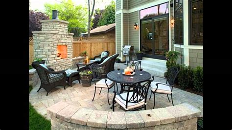 Outdoor Patio Design Backyard Patio Design Ideas Ward Log Homes