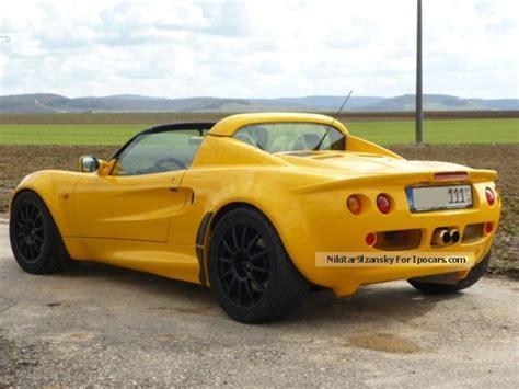 2000 lotus elise 2000 lotus elise car photo and specs