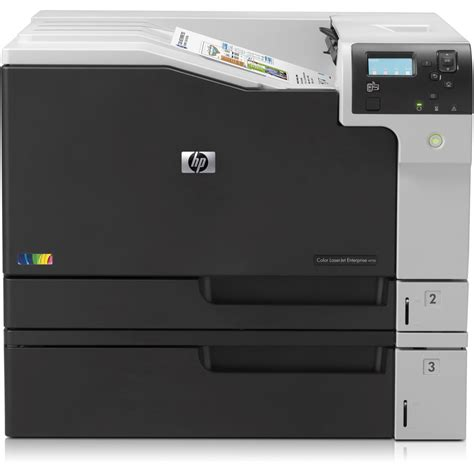 Hp Laserjet Enterprise M750n A3 Colour Laser Printer Lexmark All In One Color Laser Printer Wireless