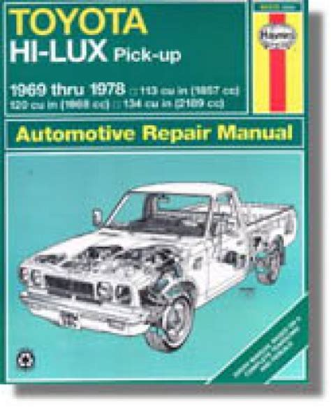 what is the best auto repair manual 1969 chevrolet camaro navigation system used haynes toyota pick up 1969 1978 auto repair manual