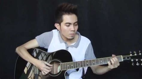 guitar tutorial ikaw at ako ikaw at ako tj monterde cover fingerstyle guitar free