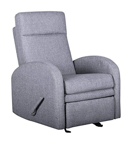 baby recliner sleeper shermag recliner glider with foot rest charcoal furniture