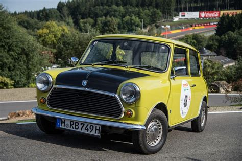 Rally Auto 0 100 by Creme 21 Youngtimer Rally With Mr Bean S Mini 0 100 It