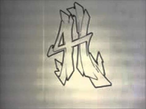 alfabeto de graffiti wildstyle youtube