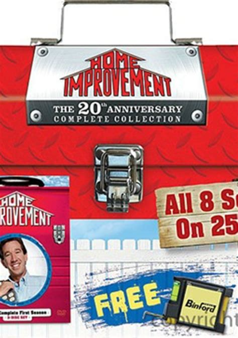 home improvement the complete collection dvd 1998 dvd
