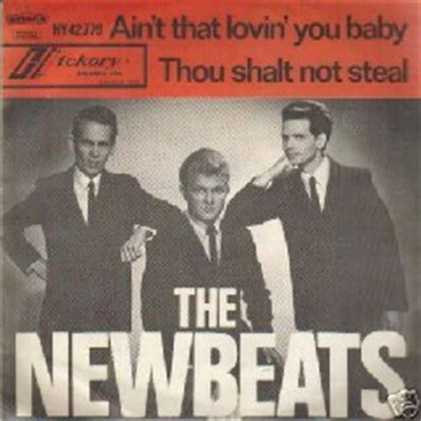 Justin Aint Lovin It by The Newbeats