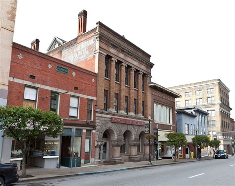 5 Year Mba Fairmont Wv by Fairmont Downtown Historic District