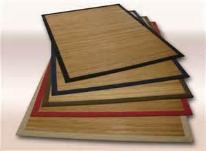 teppich bambus bambus teppich dekowe parkett 200x300 cm rot ebay
