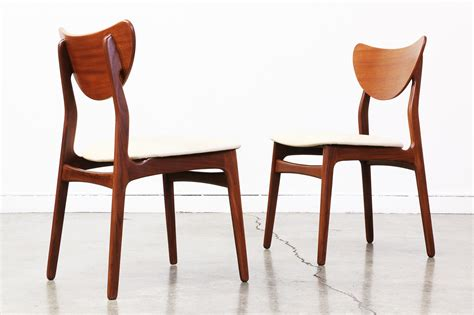Teak Dining Chairs Modern Teak Dining Chairs Vintage Supply Store