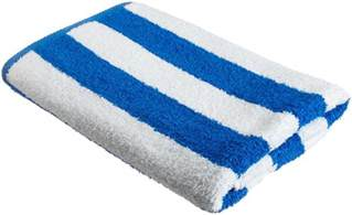 and white striped bath towels cabana towel blue and white stripe 30x60 terry towels