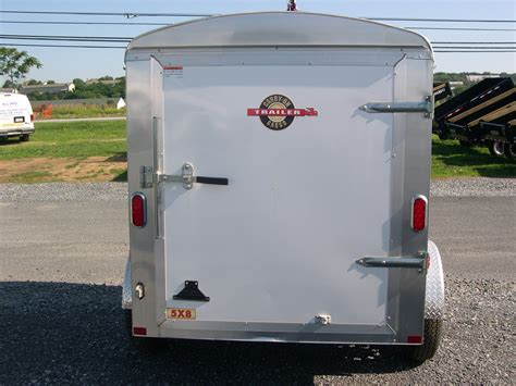 Trailer Back Door by Carry On Enclosed Cargo Trailer Trailer Superstore