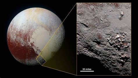 nasa pluto images pluto s geology is even more complex than we thought