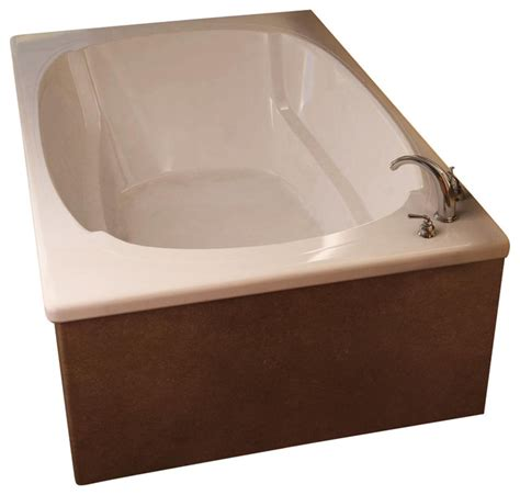atlantis bathtubs atlantis whirlpools 4878c charleston bathtub modern bathtubs by poshhaus