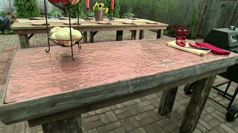 Outdoor Furniture Ideas Diy Room Design Ideas Diy Patio Table Top