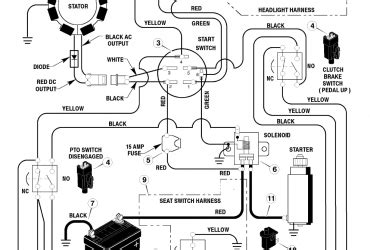 briggs and stratton charging system diagram wedocable