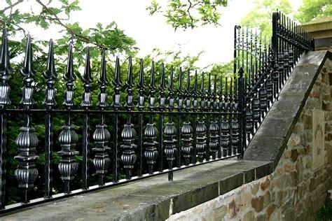 wrought iron garden wall wrought iron wall top garden railings valley forge