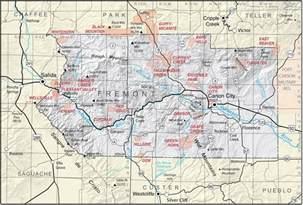 fremont county colorado geological survey
