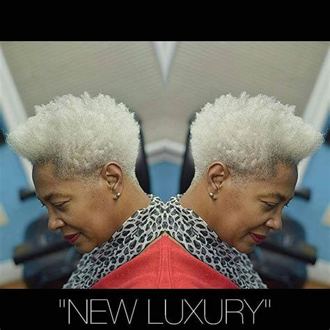 tapered afro for women grey 789 best black silver images on pinterest